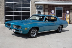 Pontiac  - 1969 GTO Judge Hardtop Coupe