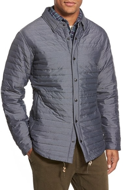 Relwen - Snap Front Down Jacket