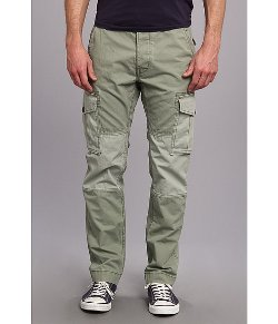 True Religion  - Special Ops Cargo Pants in Surplus Olive