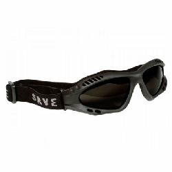 TX911GEAR - Save Phace Sly Series Tactical Goggles, Dark Smoke Lens