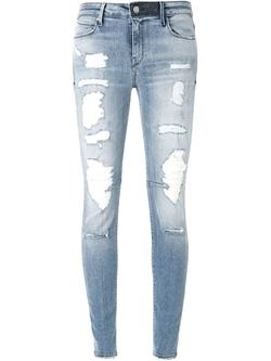 Rta   - Distressed Skinny Jeans