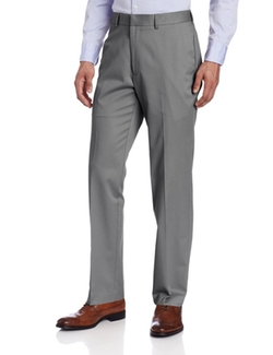 John Henry - Flat Front Modern Fit Twill Pant