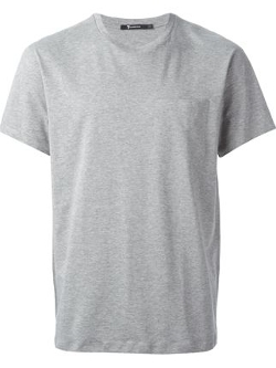 T by Alexander Wang - Round Neck T-Shirt