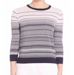 Theory - Rainee E Stripe Sweater