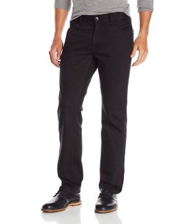 IZOD  - 5 Pocket Denim Straight Fit Jeans