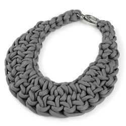 Boticca - Knot bib necklace