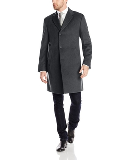 Kenneth Cole Reaction - Raburn Wool Top Coat