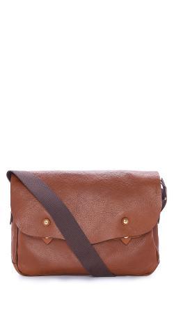 Bill Amberg  - Hunter Messenger Bag