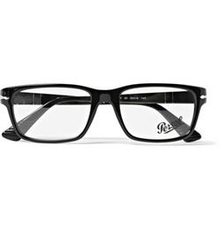 Persol   - Square-Frame Acetate Optical Glasses