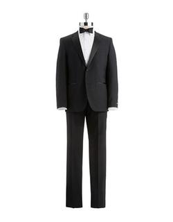 Hugo Boss  - Stars Glamour Modern Fit Wool Tuxedo Suit