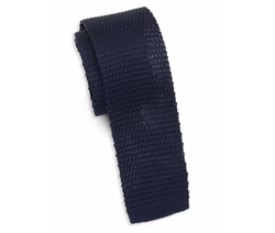 Saks Fifth Avenue  - Solid Silk Knit Tie