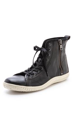 John Varvatos Star USA  - Hattan High Top Sneakers
