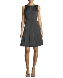 Zac Posen - Miya Fit-and-Flare Dress