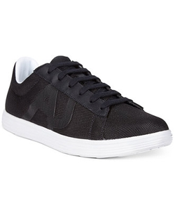 Armani Jeans - Nylon Low Top Sneakers