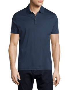Hugo Boss - Knit Polo Shirt