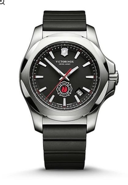 Victorinox Swiss Army - I.N.O.X. FDNY Stainless Steel Watch