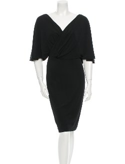 Givenchy  -  V-neck Dress