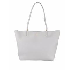 GiGi New York  - Personalized Leather Tori Travel Tote Bag