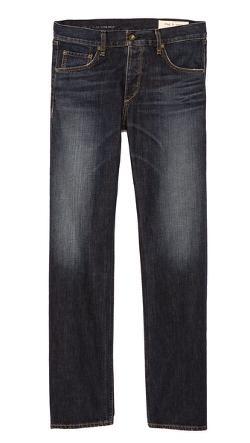 Rag & Bone  - RB15X Berkely Slim Straight Fit Jeans