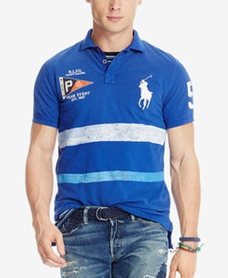 Polo Ralph Lauren - Custom-Fit Nautical Polo Shirt
