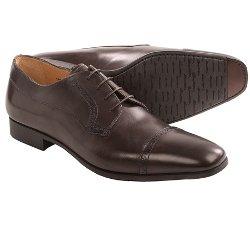 Santoni  - Redmond Cap-Toe Shoes