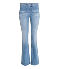 H&M - Flare Regular Jeans