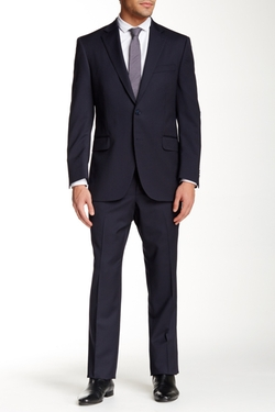Peter Millar  - Flynn Notch Lapel Wool Suit