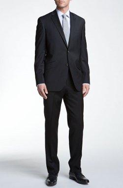 Ted Baker London  - Jones Trim Fit Wool Suit