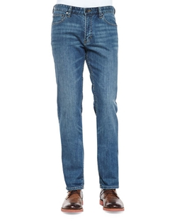 Michael Kors - Slim-Fit Stretch-Denim Jeans