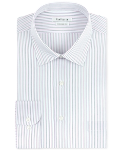 Van Heusen - Multi-Stripe Dress Shirt