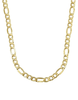 Lord & Taylor - Yellow Gold Mens Necklace
