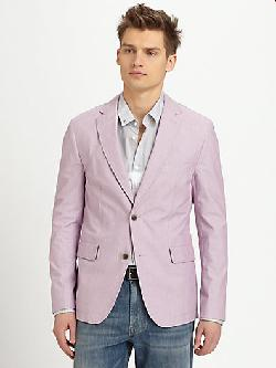Hugo Boss - Micah Striped Jacket
