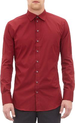 DOLCE & GABBANA  - Sicilia Dress Shirt