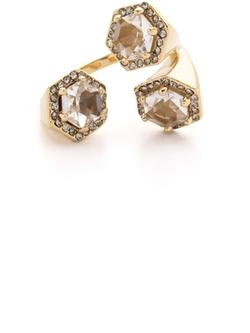 Rebecca Minkoff - 3 Stone Wrap Ring