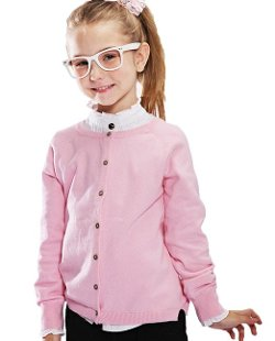 JJL Kids - Girls Spring Cardigan Sweater