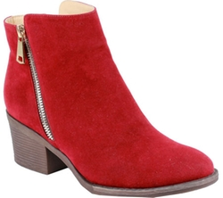 Reneeze - Pama-01 Stacked Heel Ankle Boots