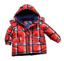 Ekoobee - Plaids Checkle Thick Outerwear Jacket