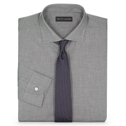 Ralph Lauren - Tailored-Fit Bond Dress Shirt