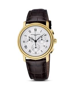 Frederique Constant  - Classic Quartz Chronograph Watch