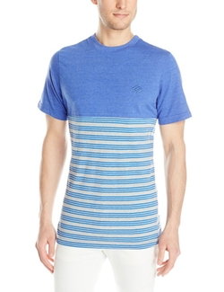 Enyce - Alicia Yarn Dye Stripe Crew Neck T-Shirt