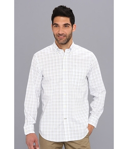 Nautica - Windowpane Woven Shirt