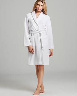 Hanro - Plush Wrap Robe