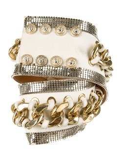 Balmain  - Embellished Belt