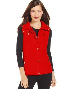 Style&co. - Sport Quilted Puffer Vest