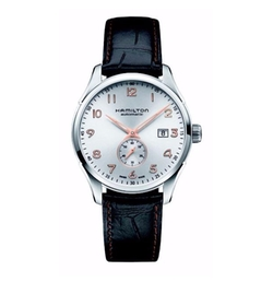 Hamilton - Jazzmaster Maestro Leather Strap Watch