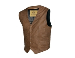 StS Ranchwear  - Leather Western Vest