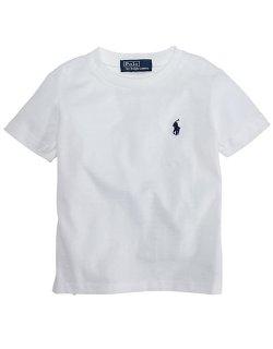 Ralph Lauren  - Childrens Wear Boys Crew Neck T-Shirt