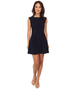 Brigitte Bailey - Lexy Crepe A-Line Dress