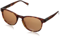 John Varvatos  - Round Polarized Sunglasses