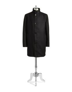 Bugatti - Wool-Blend Coat